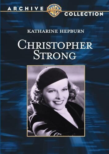 CHRISTOPHER STRONG - (B&W) (1933 Katherine Hepburn) Region Free DVD - Sealed
