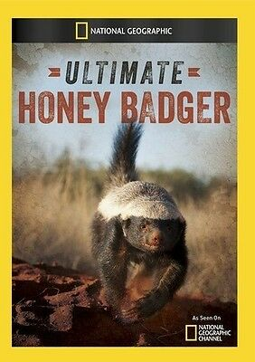 Ultimate Honey Badger (2014, Region 1 Dvd New)