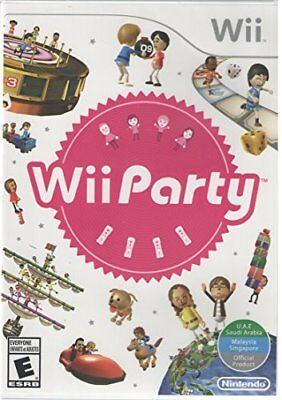 Party Wii (Wii Party - Nintendo Wii)