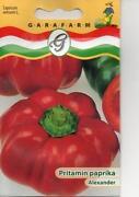 Ungarn Paprika