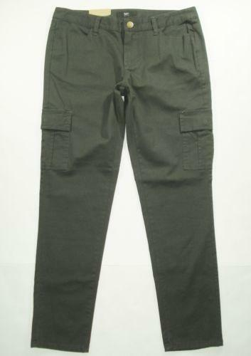 Amazing Volcom Womens Pants Frequency Fan Cargo Burnt Olive At Hansen39s Surf