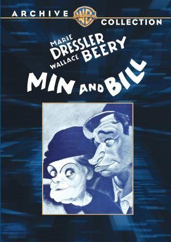 MIN & BILL - (B&W) (1930 Marie Dressler) Region Free DVD - Sealed