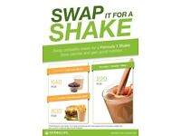 Discounted Herbalife products