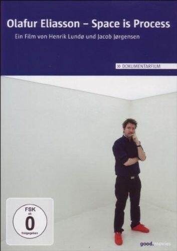 DOKUMENTATION - OLAFUR ELIASSON-SPACE IS PROCESS  DVD NEU