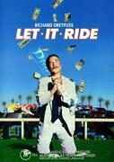 Let It Ride DVD