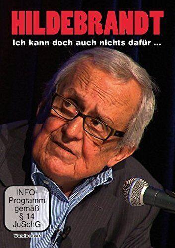 Dieter Hildebrandt: Ich kann doch auch nichts dafür ... DVD NEU + OVP!