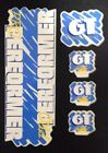 GT Bicycle Decals & Stickers