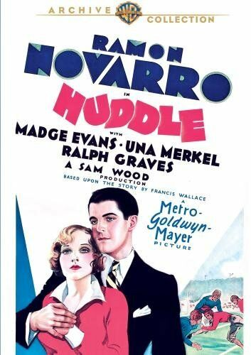 HUDDLE - (B&W) (1932 Madge Evans) Region Free DVD - Sealed