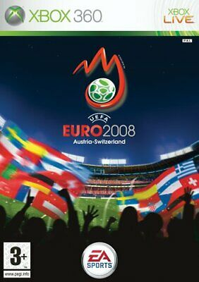 UEFA Euro 2008 (Xbox 360) - Game  8EVG The Cheap Fast Free Post
