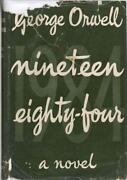 Nineteen Eighty Four First Edition