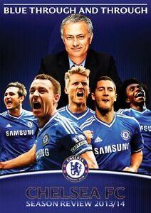 Chelsea FC: Season Review 2013/2014 [DVD]   Chelsea Football Club