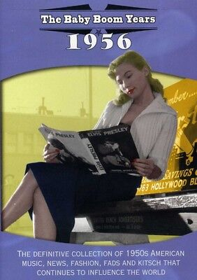 The Baby Boom Years: 1956 [New DVD] Dolby for sale  USA