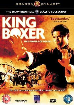King Boxer - Five Fingers Of Death [DVD], Good DVD, Wen Chung Ku, Bolo Yeung, Sh