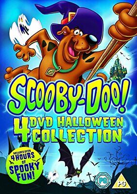 Scooby Doo Halloween Family (Scooby-Doo: Halloween Collection [DVD] [2016][Region)
