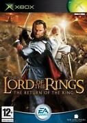 Lord of The Rings Return of The King Xbox