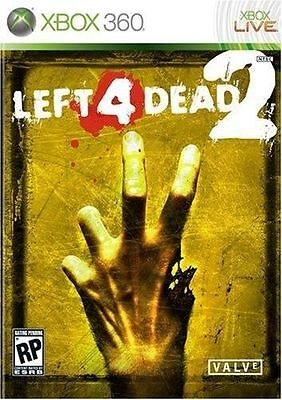 Left 4 Dead 2 [Xbox 360, Platinum Hits FPS Multiplayer Zombie Survival] NEW