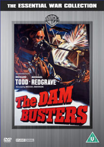 The Dam Busters DVD (2005) Michael Redgrave