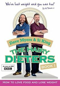 The Hairy Dieters How to Love Food and Lose Weight by Hairy Biker Paperback Book