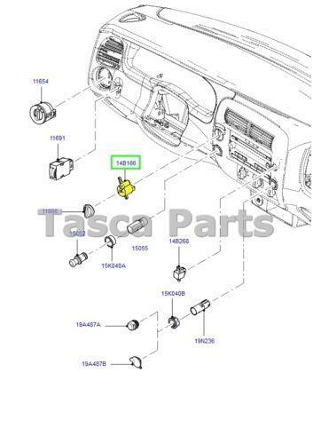 ford ranger 4x4 switch