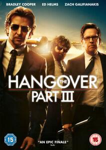 The Hangover: Part 3 DVD (2013) Bradley Cooper