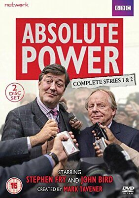 ABSOLUTE POWER THE COMPLETE SERIES [DVD]