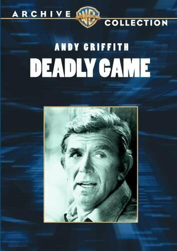 DEADLY GAME - (1977 Andy Griffith) Region Free DVD - Sealed