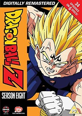 Dragon Ball Z - Season 8 **NEW**