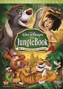 Jungle Book DVD 40th