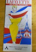 Vintage Map France