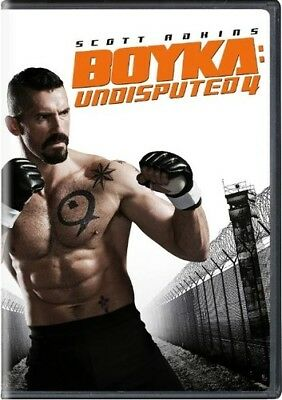 Boyka: Undisputed 4 [New DVD]