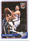 Mitch McGary Basketball Trading Cards