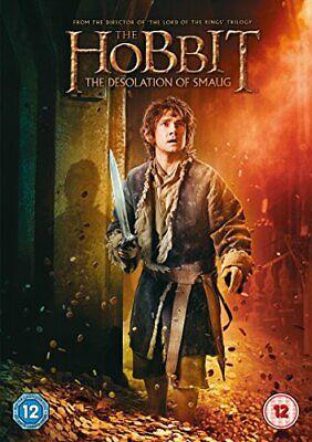 The Hobbit: The Desolation of Smaug [DVD] [2013][Region