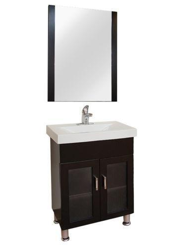 24 Bathroom Vanity Ebay