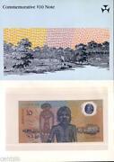 Australian $10 Banknotes