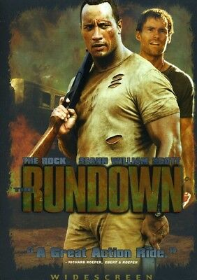 The Rundown [New DVD] Ac-3/Dolby Digital, Dolby, Dubbed, Subtitled, Widescreen
