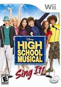 High School Musical DS Game