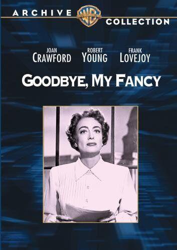 GOODBYE MY FANCY - (B&W) (1951 Joan Crawford) Region Free DVD - Sealed