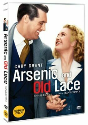[DVD] Arsenic and Old Lace (1944) Cary Grant *NEW