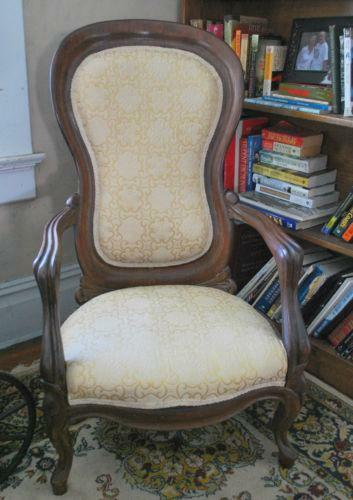 Antique Rosewood Chair Ebay