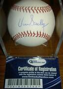 Vin Scully Signed