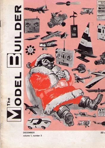 Model Builder Magazine Ebay