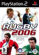 PS2 Rugby Games