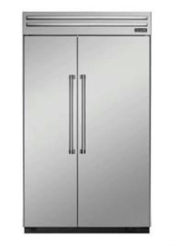 Refrigerator Built In Side By Side Ebay