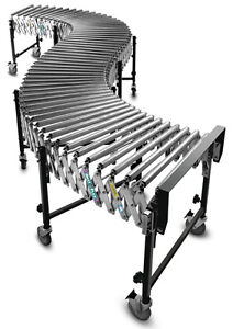 Roller Conveyor - Flexible & Portable – expands to 20 feet