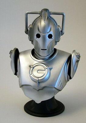 Dr Doctor Who Limited Edition Collector's Bust - Cyberman - Boxed - Dr.Who