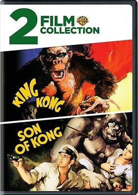 KING KONG + SON OF KONG New Sealed DVD 2 Film Collection