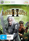 The Lord of the Rings: The Battle for Middle-earth II Video Games
