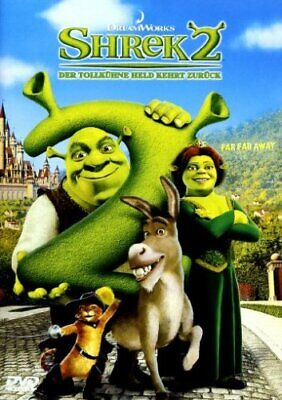 Shrek 2 - Der tollkühne Held kehrt zurück [DVD] [2004] Shrek