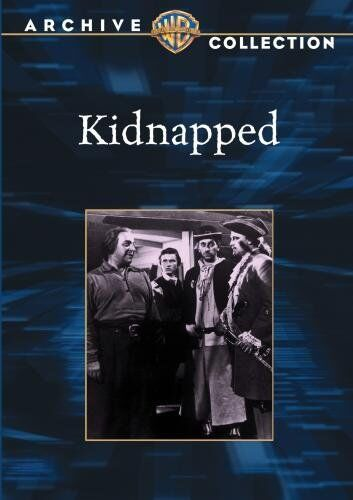 KIDNAPPED - (B&W) (1948 Sue England) Region Free DVD - Sealed
