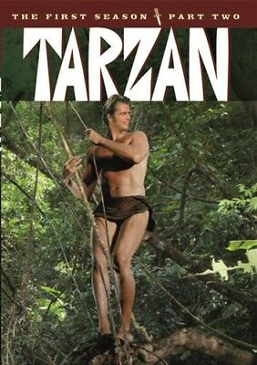 TARZAN SEASON 1 PART 2 New 4 DVD Set Ron Ely Warner Archive Collection